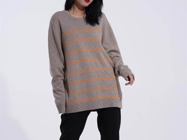 赤峰红山区经济开发区政府选择我们做羊绒衫定制