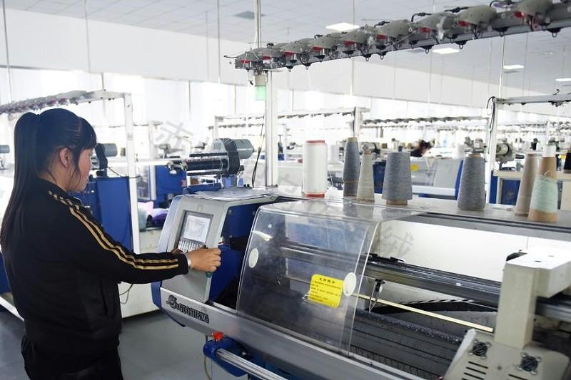 羊绒衫生产厂家昭乌达羊绒