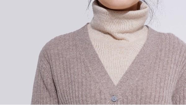 羊绒衫厂家时这样讲解羊绒衫的保暖特性的,品牌方要了解