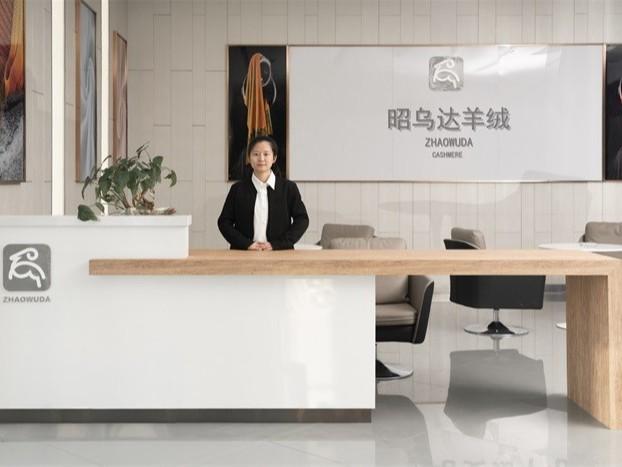 昭乌达羊绒-公司前台
