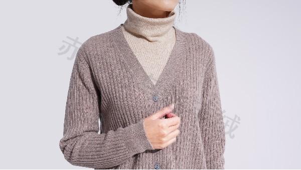 品牌方如何给顾客讲解羊绒与貂绒?羊绒衫厂家来支招