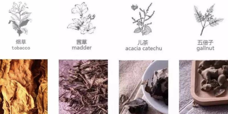 羊绒衫加工植物染色