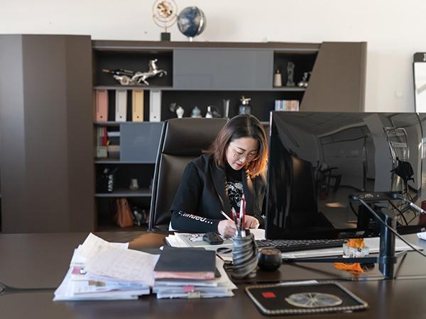 昭乌达羊绒-总经理办公室