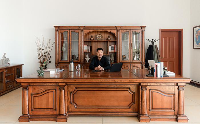 昭乌达羊绒-董事长办公室