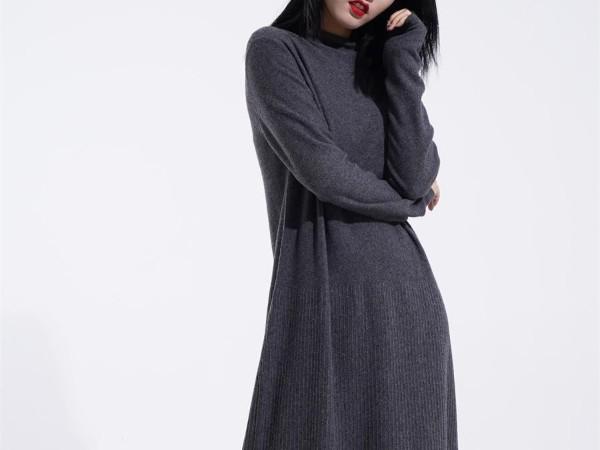 丹麦客户做羊绒衫加工选择赤峰昭乌达羊绒