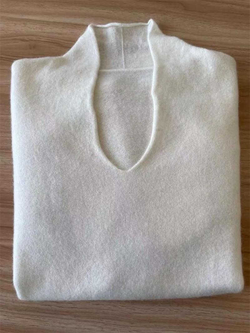 羊绒衫贴牌客户样品