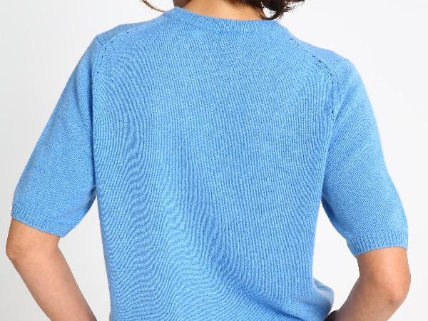 昭乌达羊绒羊毛衫定制合作案例:赤峰九三学社