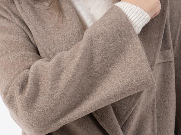 昭乌达羊绒羊绒大衣定制案例:乌丹法院